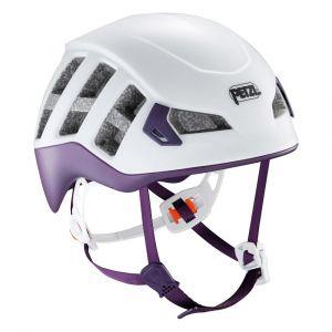 Petzl Meteor Casque, violet S/M | 48-58cm Casques d'escalade