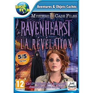 Mystery Case Files : La Révélation de Ravenhearst [PC]
