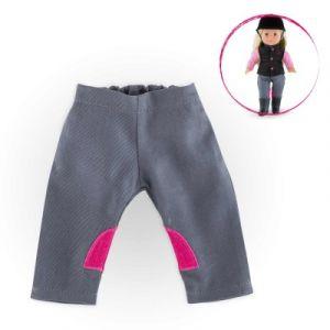 Corolle Pantalon d'équitation - Vêtement pour poupée 36 cm