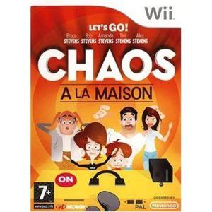 Chaos à la Maison [Wii]