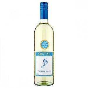 Barefoot Chardonnay vin blanc de Californie
