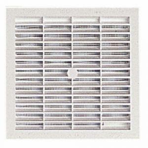 Nicoll Grille carrée moustiquaire passage de 200 cm² B214 -