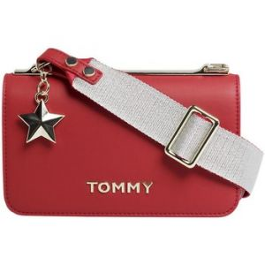 Tommy Hilfiger Sac Bandouliere Sac a main statement rouge - Taille S