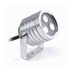 Faro 70524 - Applique ronde Nebel en aluminium