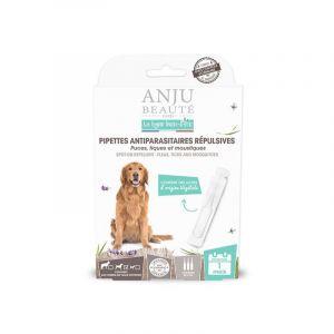Anju Beauté Paris Pipette insectifuge pour chien de taille moyenne x 3