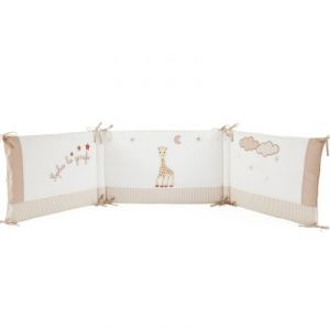 babycalin tour de lit b b sophie la girafe comparer avec. Black Bedroom Furniture Sets. Home Design Ideas