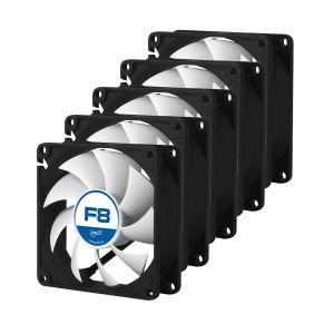 Arctic-Cooling F8 Value Pack