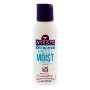 Aussie Miracle Moist Conditioner (For Dry, Really Thirsty Hair) - Macadamia Nut Oil