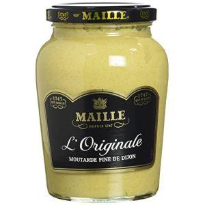 Maille Moutarde Fine de Dijon L'Originale Forte - Bocal 380g