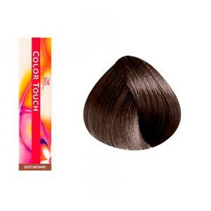 Wella Color Touch Deep Browns - Crème capillaire colorante semi-permanente