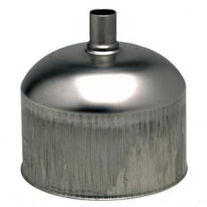 Ten 160125 - Purge Inox 304 diamètre 125