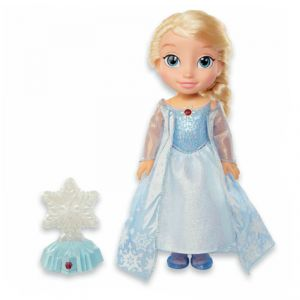 Taldec Poupée Elsa La Reine des Neiges Lumière du Nord