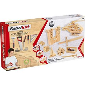 Lansay Fabrikid - Super kit de construction