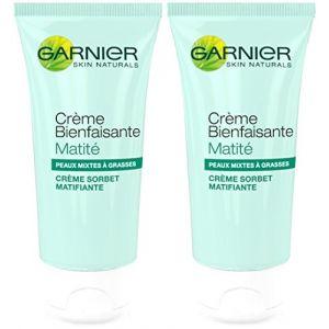 Garnier Crème bienfaisante matité peaux mixtes à grasses