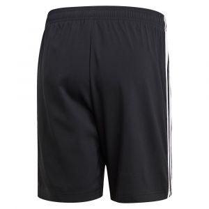 Adidas Short Essentials Chelsea 7 Inch 3 bandes Noir / Blanc - Taille M