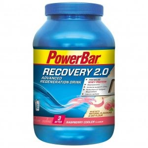 Powerbar Recovery Regeneration Sports Drink 2.0 - 1.144kg framboise
