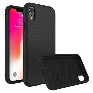 Rhinoshield SolidSuit Fibre de Carbone iPhone XR