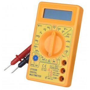 Outifrance 9380080 - Multimètre digital, max. 500V / 5A