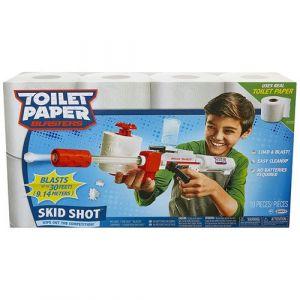 Jakks Pacific Lanceur de Papier Toilette