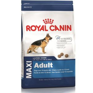 Royal Canin Maxi Adult Contenances : 15 kg