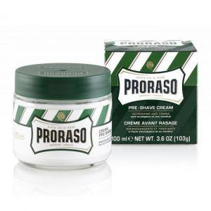 Proraso Eucalyptus et Menthol - Crème avant-rasage
