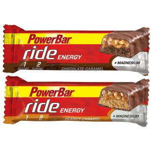 Powerbar Bars energétique Ride Box 18u Chocolate/caramel