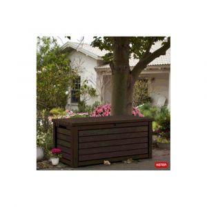 Keter Coffre de jardin en résine Northwood 630L Marron