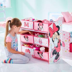 Room Studio Rangement 6 bacs Minnie