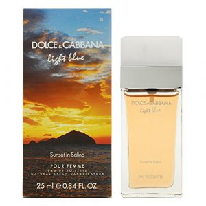 Dolce & Gabbana Light Blue : Sunset in Salina - Eau de toilette pour femme
