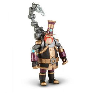 Giochi Preziosi Steam Smythe - Figurine Ben10