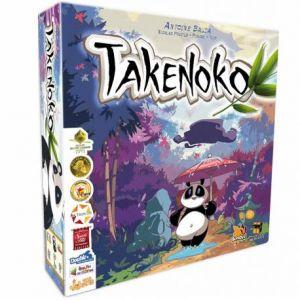 Asmodée Jeu de cartes Takenoko