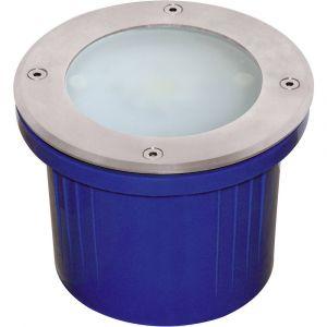 Lumihome Lampadaire LED extérieur LED intégrée DEC/SOL20-24ET blanc froid 20 W