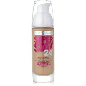 Maybelline Super Stay 24H - Maquillaje de larga duración 030 Sand