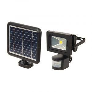 Silverline Lampe solaire LED avec détecteur PIR - 3 W COB