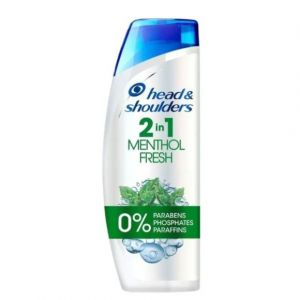 Head & Shoulders Shampoing menthol