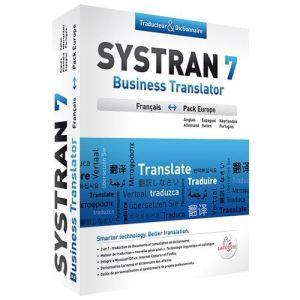 7 Business Translator : Francais / Europe [Windows]