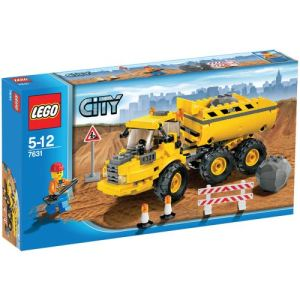Lego 7631 - City : Le camion-benne