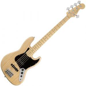 Fender AMERICAN PROFESSIONAL JAZZ BASS V NATURAL MN