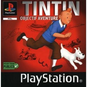 Tintin : Objectif Aventure sur PSone