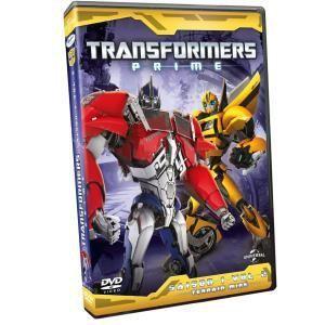Transformers Prime - Saison 1 / Volume 2 : Terrain Miné