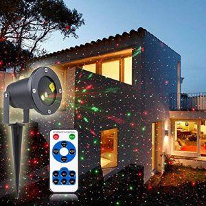 Lampe de projection LED - Projecteur Ciel Etoile