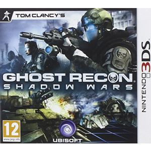Ghost Recon : Shadow Wars sur 3DS