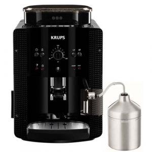 Krups Expresso avec broyeur EA81M870 + Accessoire Capuccino