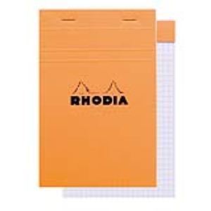 Rhodia Bloc de bureau 80 feuilles (110x170 mm)
