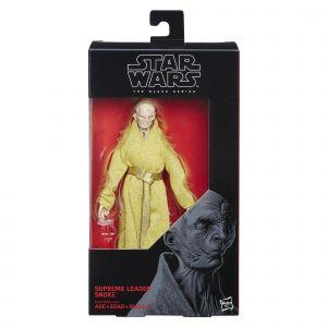 Hasbro Figurine Star Wars Black Series Episode 8 Snoke