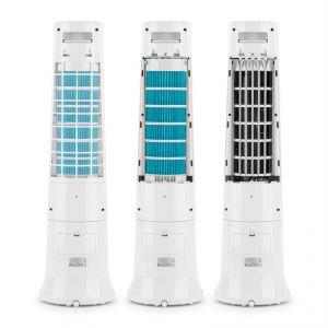 Klarstein Highrise - Ventilateur et rafraîchisseur d'air avec télécommande