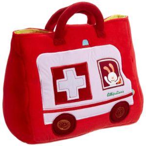Lilliputiens Mallette ambulance du petit docteur