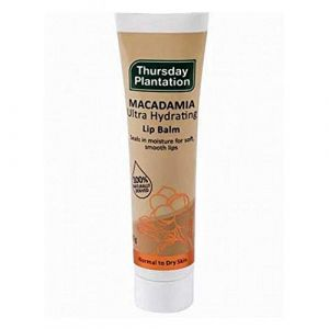 Thursday Plantation Macadamia Ultra Hydrating Lip Balm - 30 g