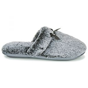 Isotoner Chaussons 97276 - Couleur 36,37,38,39,40 - Taille Gris