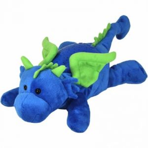 cloud.b Veilleuse Dragon en peluche